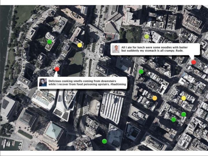 nEmesis App Identified Sites of Potential Food Poisoning in Las Vegas