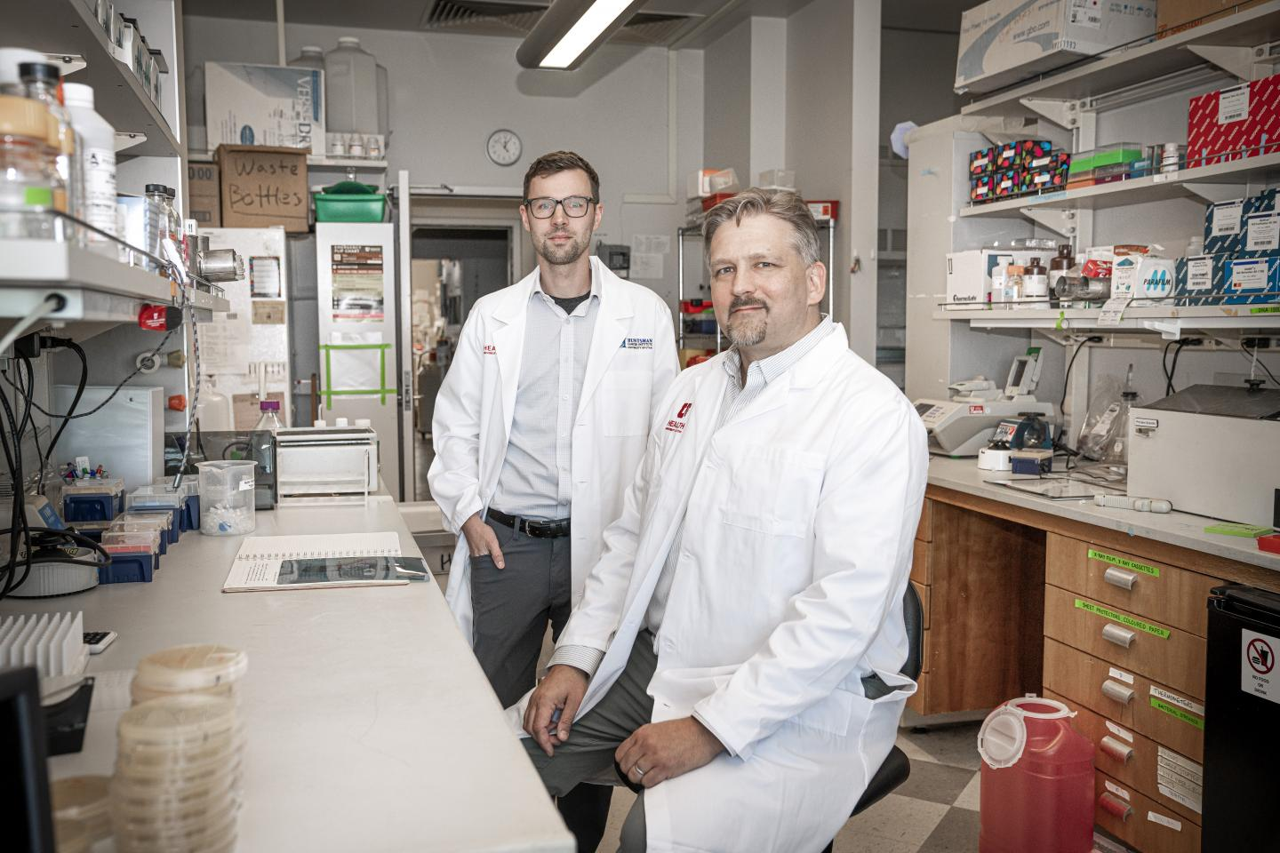 Huntsman Cancer Institute Researchers Discover How Cells Could Override Genetic Changes