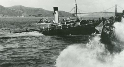 The Wreck of the Frank H. Buck