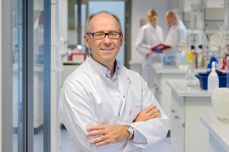 Prof. Percy Knolle, Technical University of Munich (TUM)