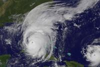 GOES Image of Irma