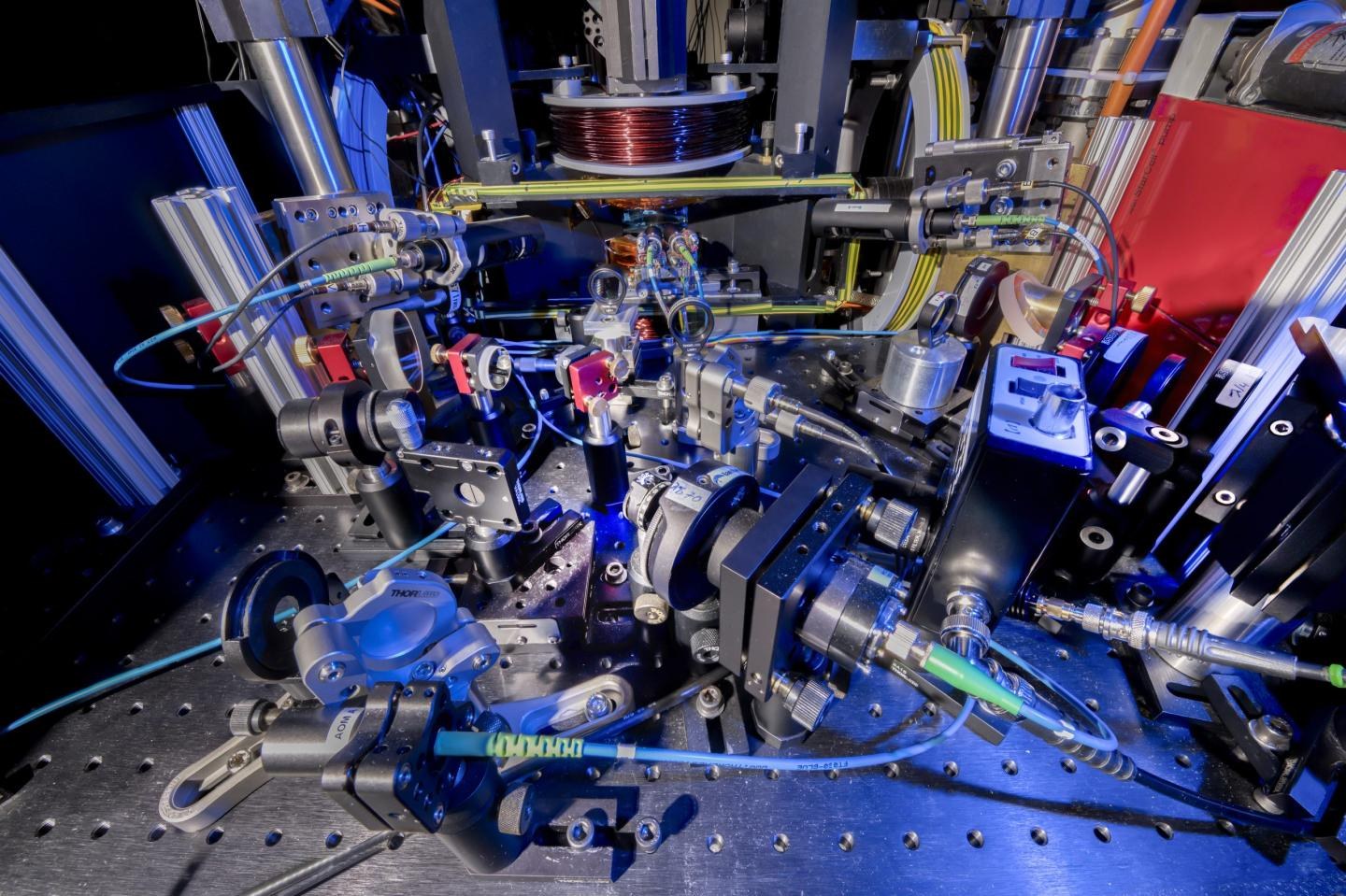 Ultracold Lab
