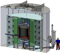 Cutaway View of the LZ Detector