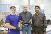 Chris Sorensen, Cortelyou-Rust and Arjun Nepal, Kansas State University
