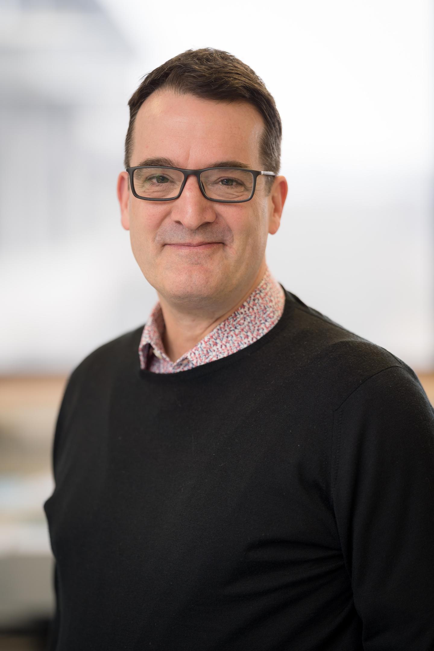 Professor Rob Taylor, Newcastle University, UK