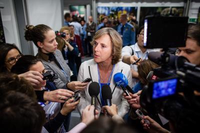 EU Commissioner Hedegaard