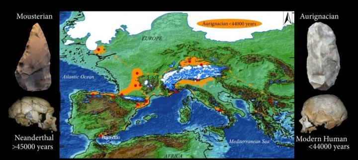 Selected Archaeological Sites