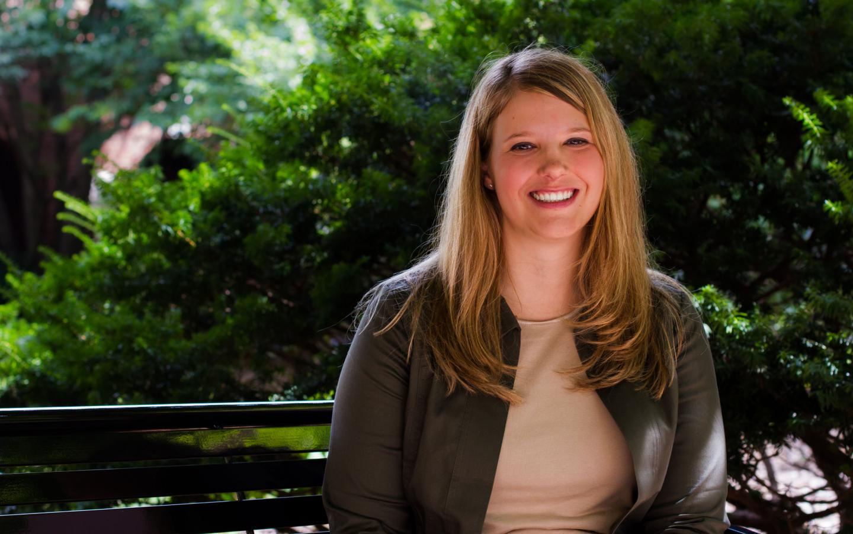 Megan Gilligan, Iowa State University
