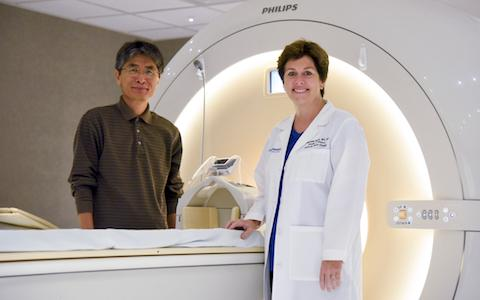 Dr. Changho Choi  and Dr. Elizabeth Maher, UT Southwestern