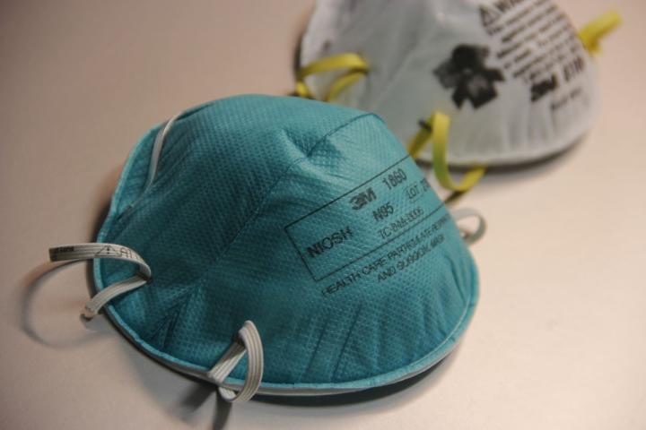 Two N95 Respirators