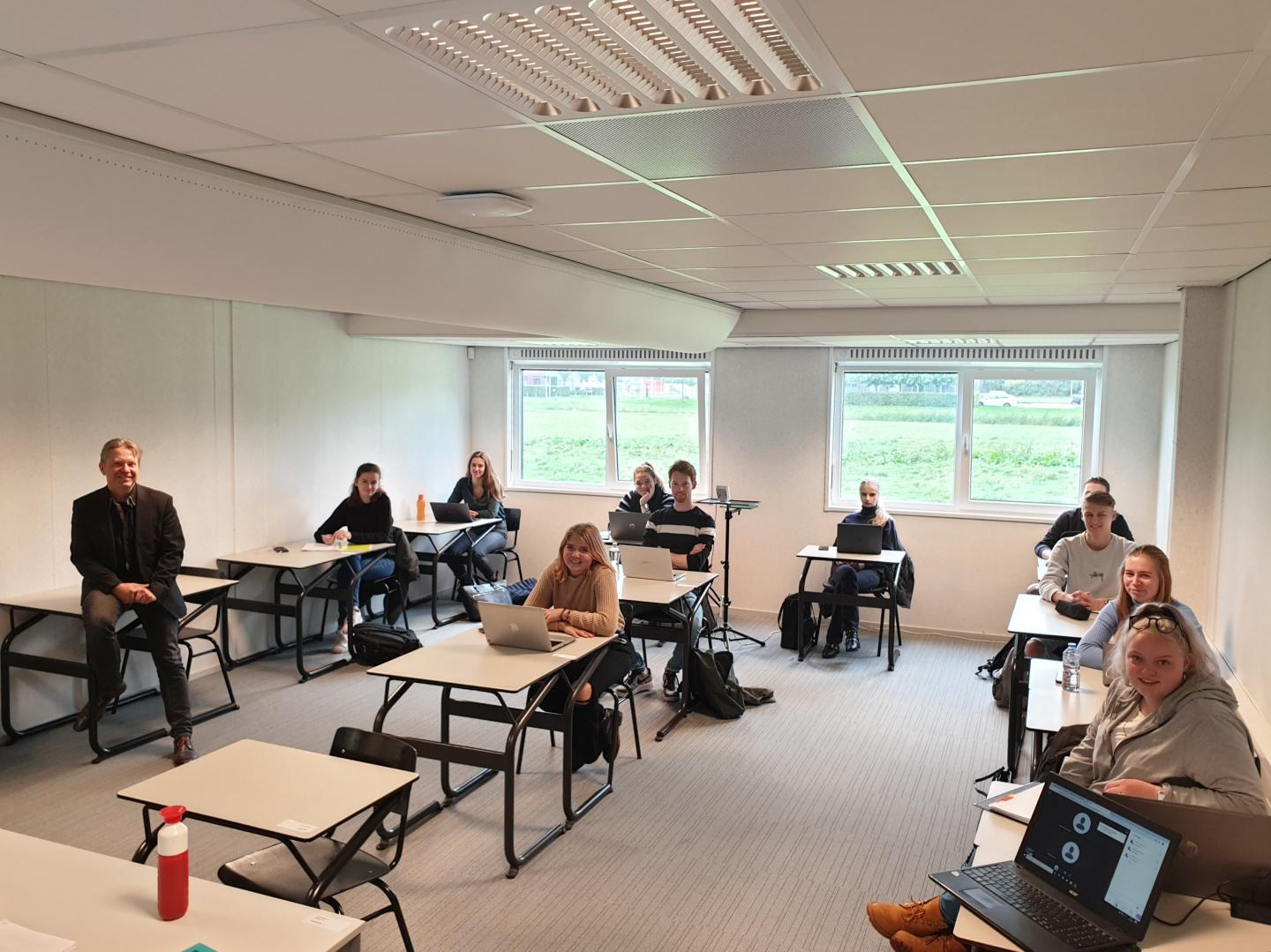Does Classroom Indoor Environmental Quality Affect Teaching and Learning?