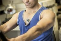 The Patch Can Be Used to Monitor Levels of Fitness and Cardiac Function