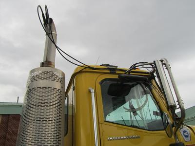 Testing Diesel Truck Emissions Under Real-World Conditions