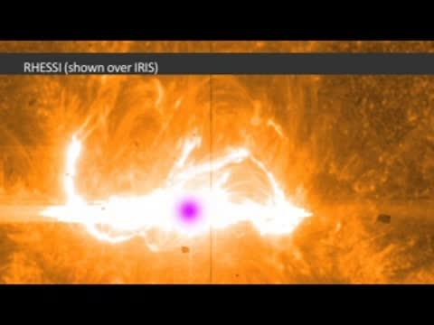 NASA: The Best Observed X-class Flare
