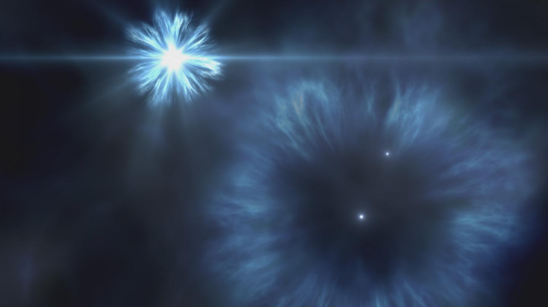 Supernovae Spark Star Formation