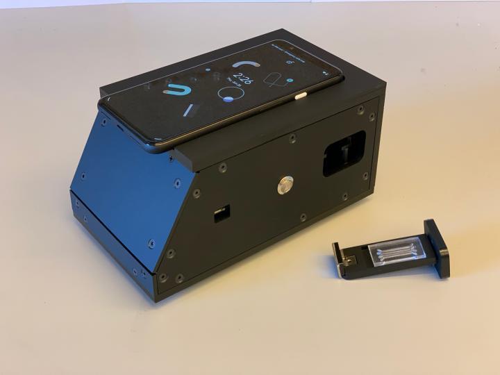 Device to detect SARS-CoV-2