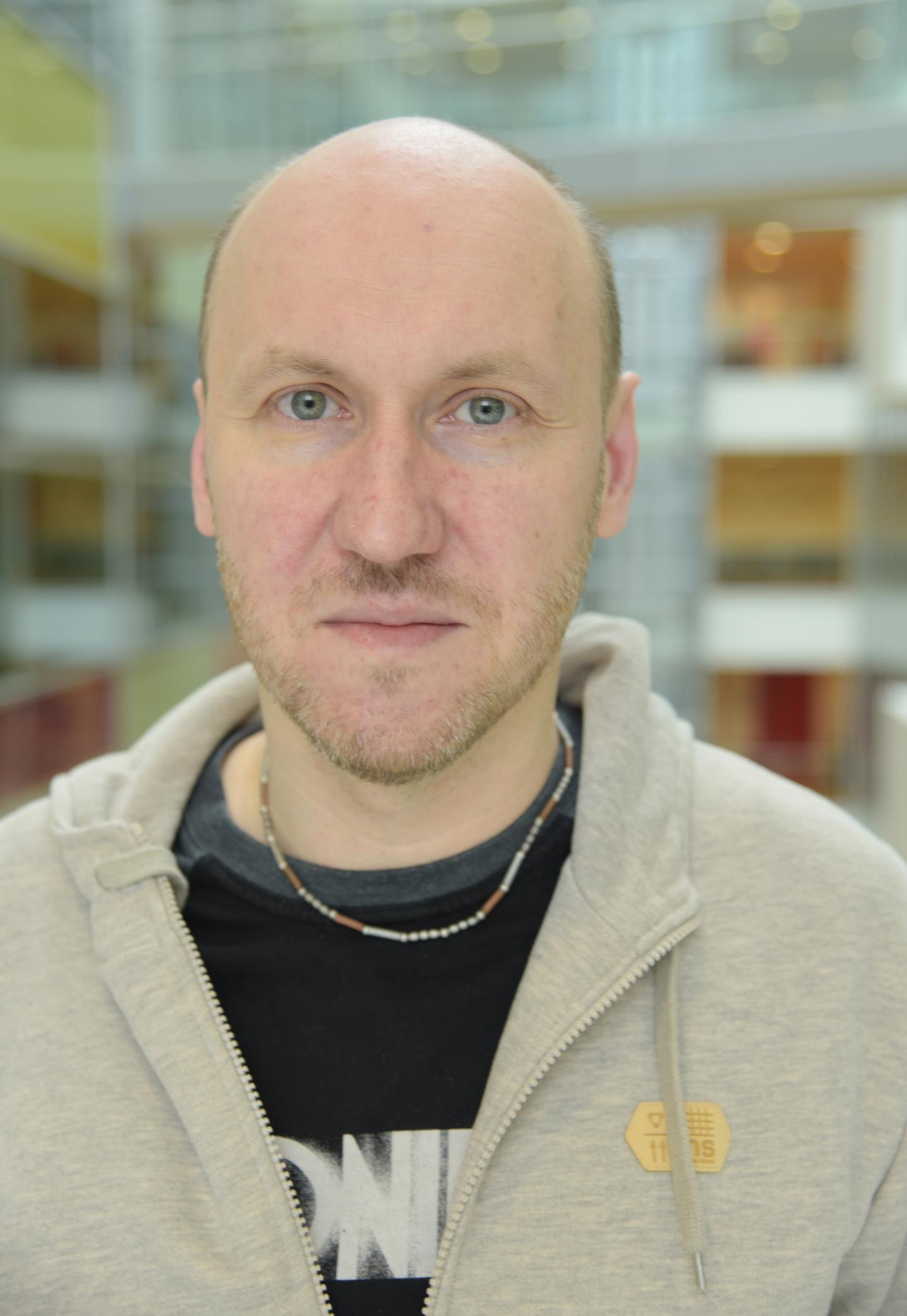 Piotr Mydel, University of Bergen