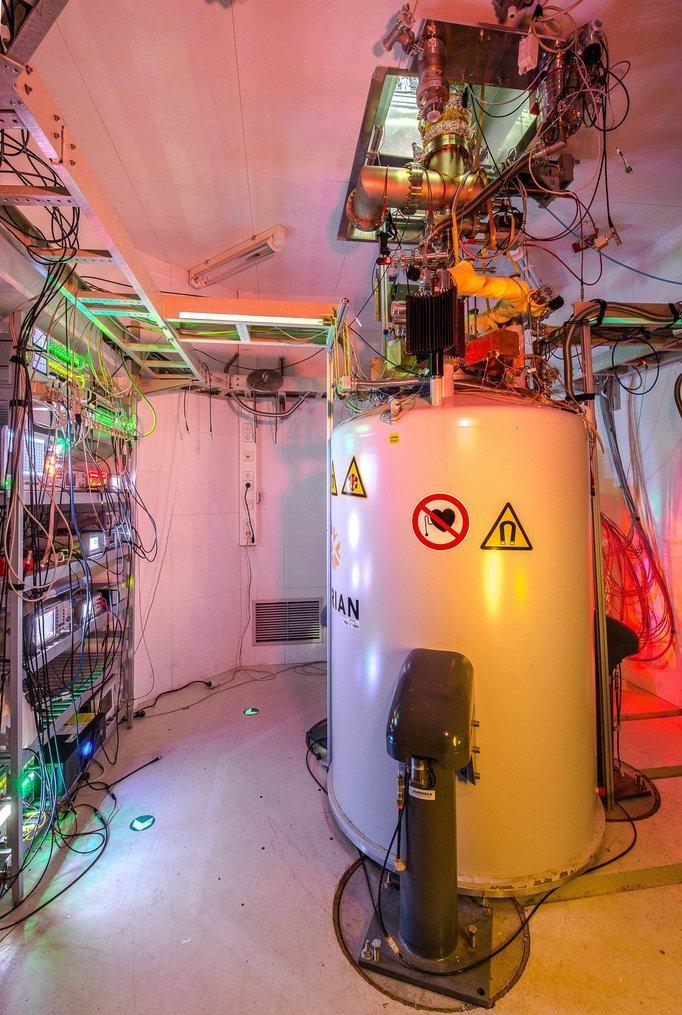 Measurements at Space-Like Temperatures
