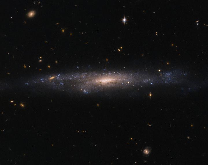 UGC 477, a Low Surface Brightness Galaxy