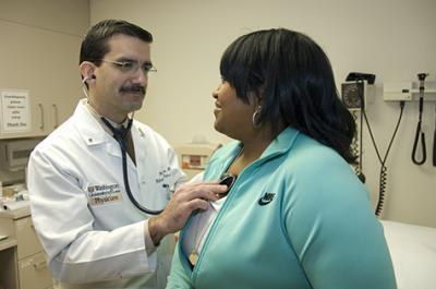Mario Castro, Washington University School of Medicine