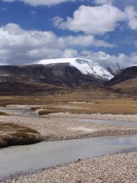 North Dome of the Quelccaya Ice Cap (2 of 2)