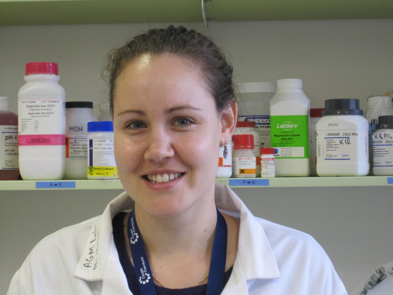 Natalie Spillman, Australian National University