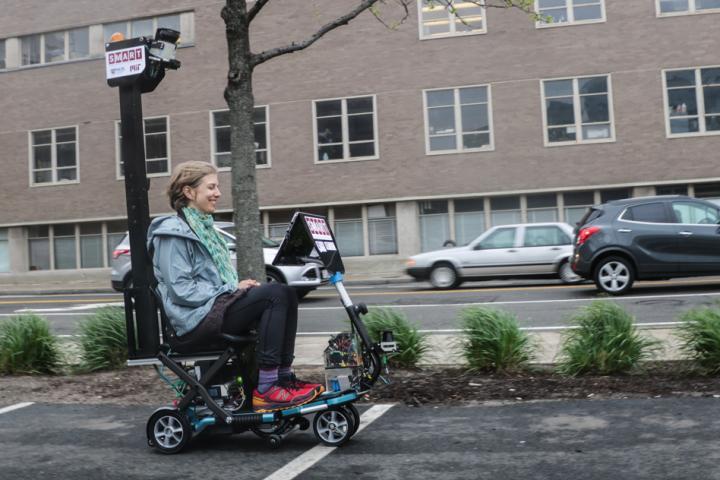 Autonomous Scooter