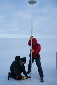 Researchers in the Field