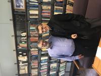 Carnegie Mellon's Marcel Just and Pitt's David Brent