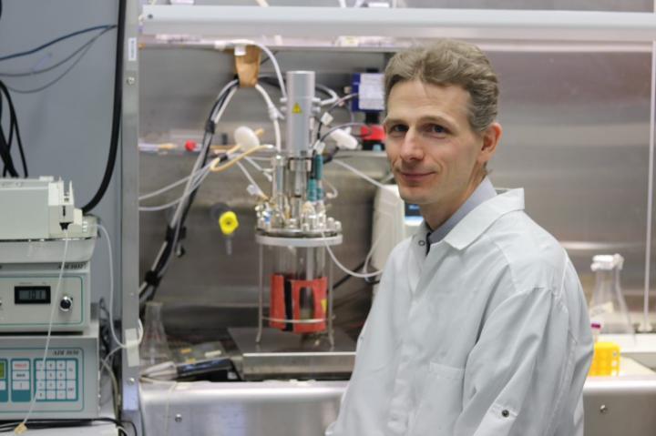 TalTech Senior Researcher Kaarel Adamberg.