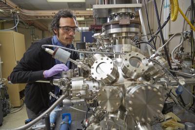 Farid El Gabaly, Sandia National Laboratories