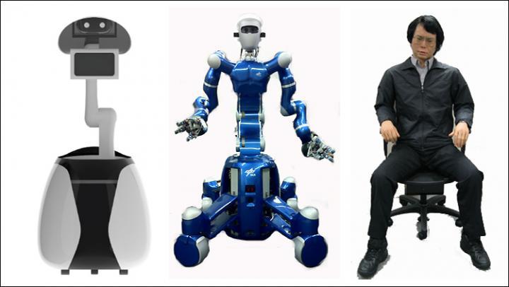 Brain Network Evaluates Robot Likeability