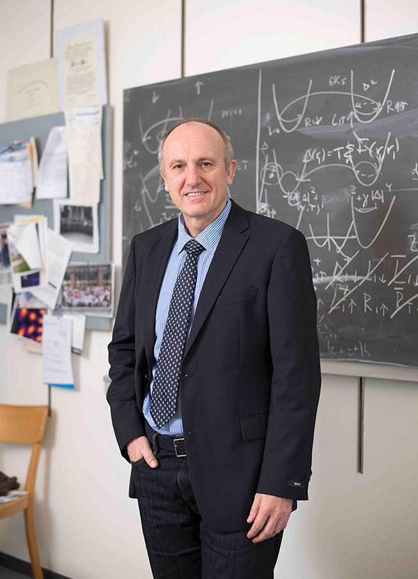 Daniel Loss, University of Basel
