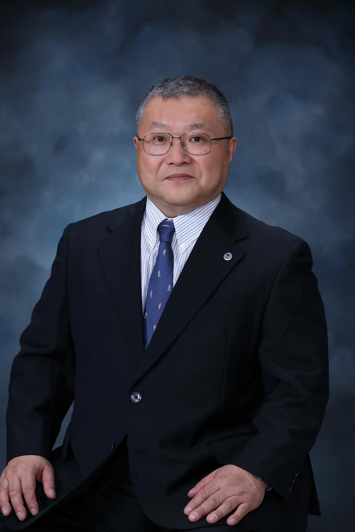 President Eiichi Saitoh: New Member of NAM