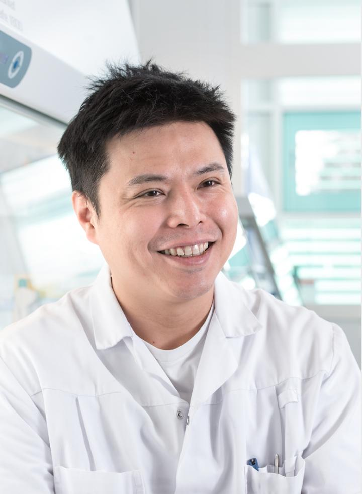 Ping-Chih Ho, Ludwig Institute for Cancer Research