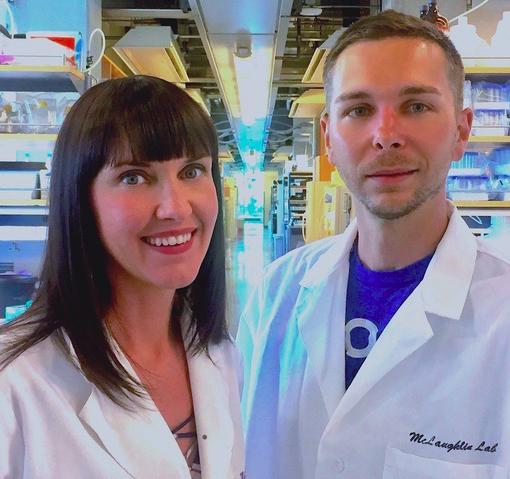 Carrie Cuttler and Ryan McLaughlin, Washington State University