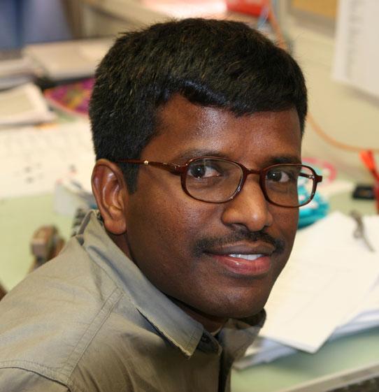 Srinivasa Subramaniam, The Scripps Research Institute