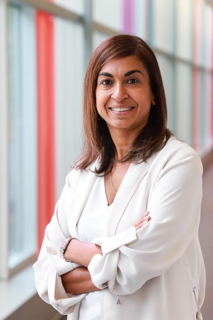 Dr. Shelina Babul, University of British Columbia