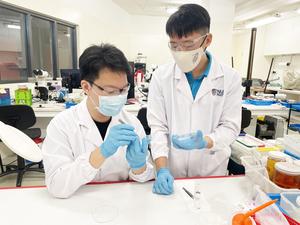 Research team members