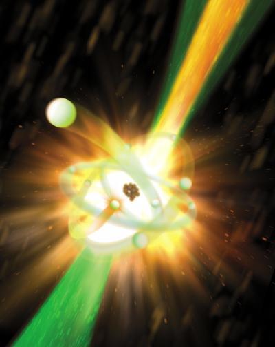 Atomic X-ray Laser