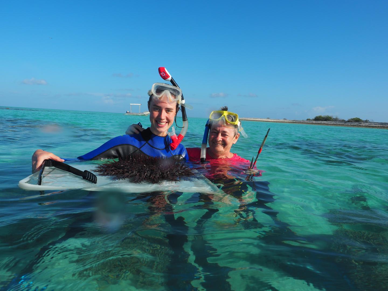 Dione Decker and Maria Byrne, University of Sydney