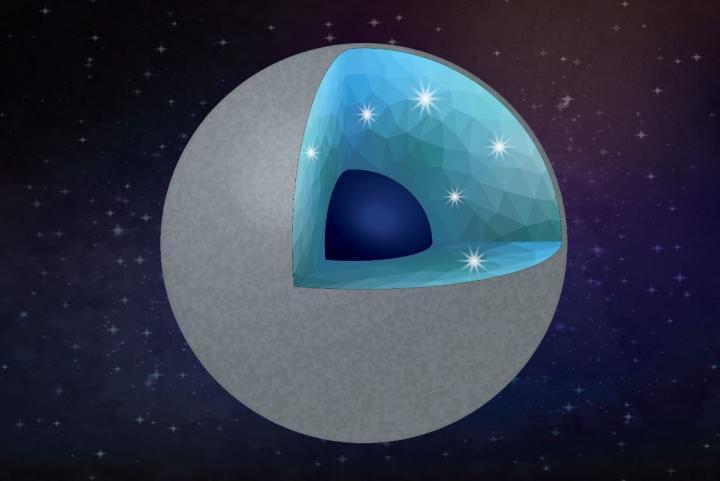 Diamond Planet Rendition