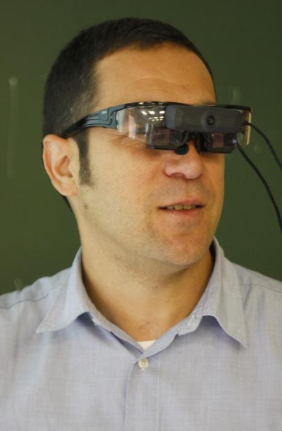 Intelligent Glasses Designed for Professors (1 of 3)