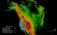NSF EarthScope Plate Boundary Observatory GPS Network