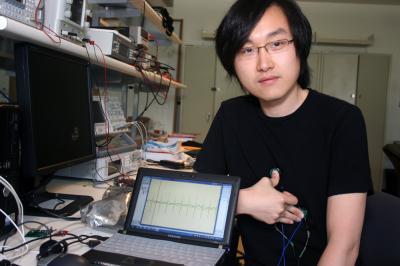 Wireless Sensor Startup Wins UC San Diego $80K Entrepreneur Challenge (1 of 3)
