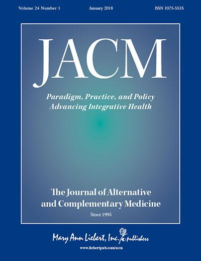<em>The Journal of Alternative and Complementary Medicine</em>