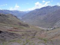 Tinguiririca River Valley