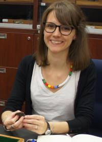 Dr. Amélie Beaudet, University of the Witwatersrand