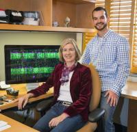 Jennifer Doudna and Sam Sternberg, DOE/Lawrence Berkeley National Laboratory