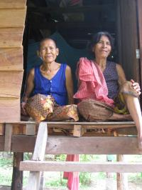 North Cambodian Research Project on Community-Based Forest Protection